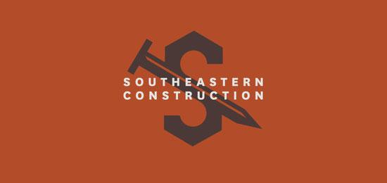 hemos recopilado los mejores y más creativos ejemplos de logotipos para empresas de construcción.  - Construcción del sureste de Jay Fletcher
