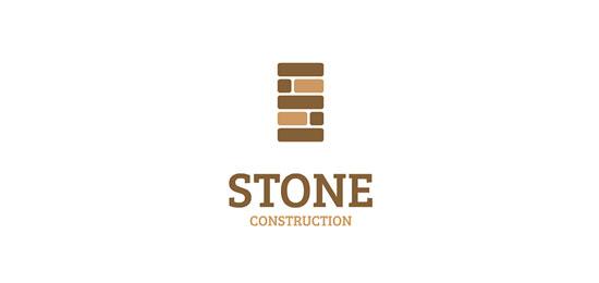 Construcción de piedra de thefatbrain