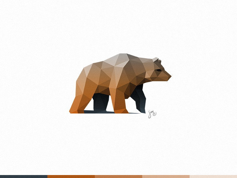 Bear | Logo Design by simc