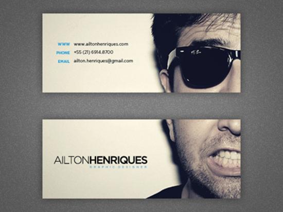 Ailton Henriques's Business Card