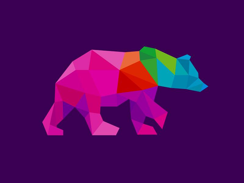 Bear by Yuri Krasnoshchok