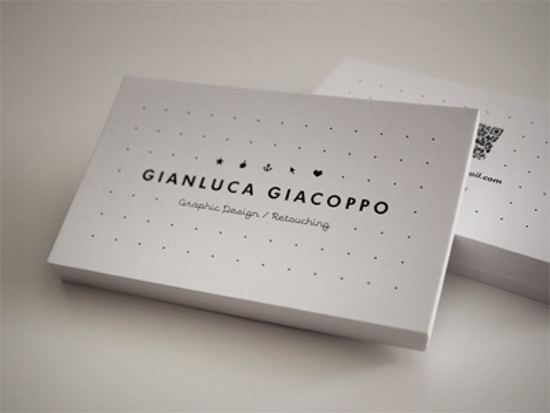 Gianluca Giacoppo's Business Card