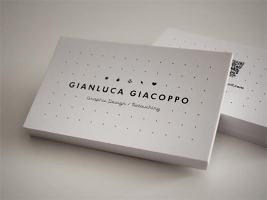 Gianluca Giacoppo's Business Card
