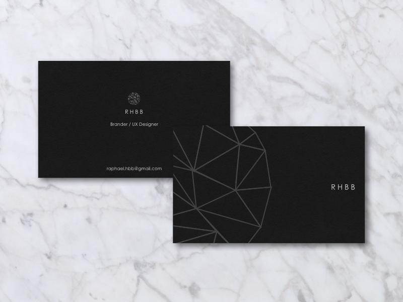 RAFF's Business Card