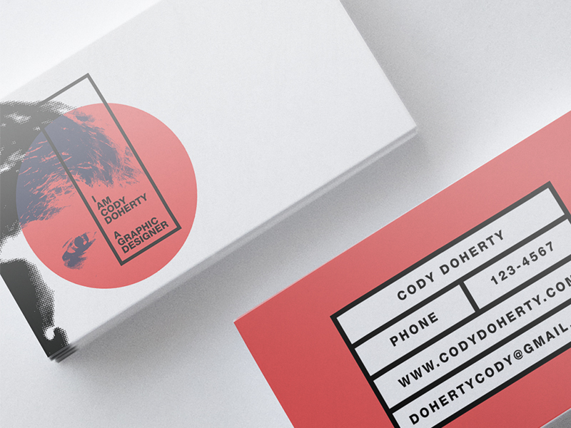 47 Creative Personal Business Cards of Designers