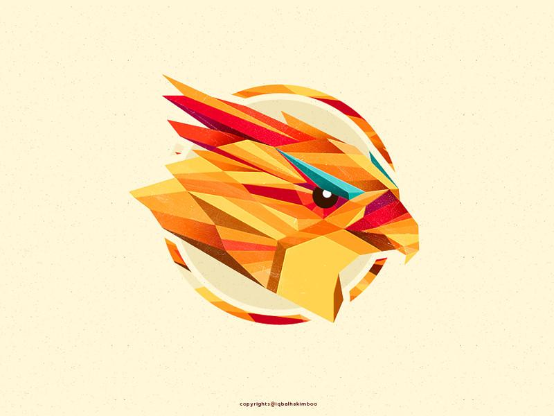 Hawk by iqbalhakimboo