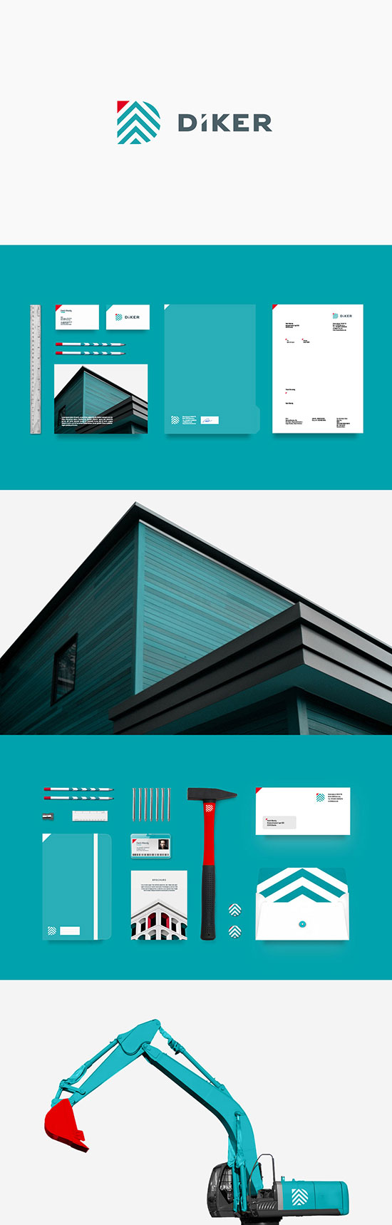 Diker Bau by Ramin Nasibov
