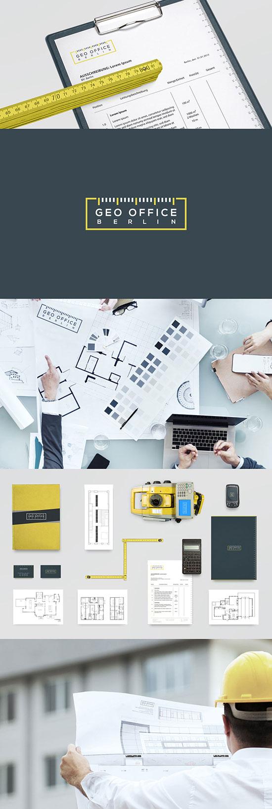 Geo Office Berlin por Ramin Nasibov