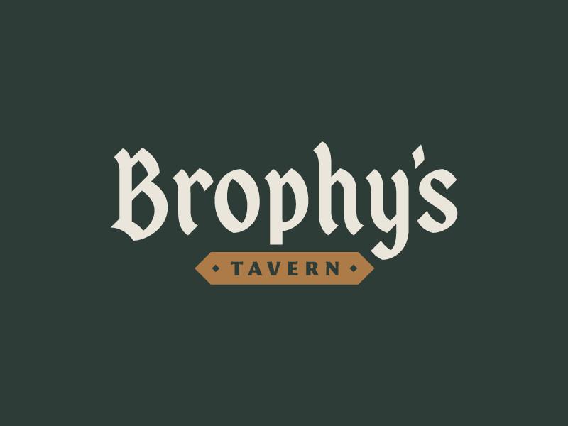 Brophy's Tavern - Logo