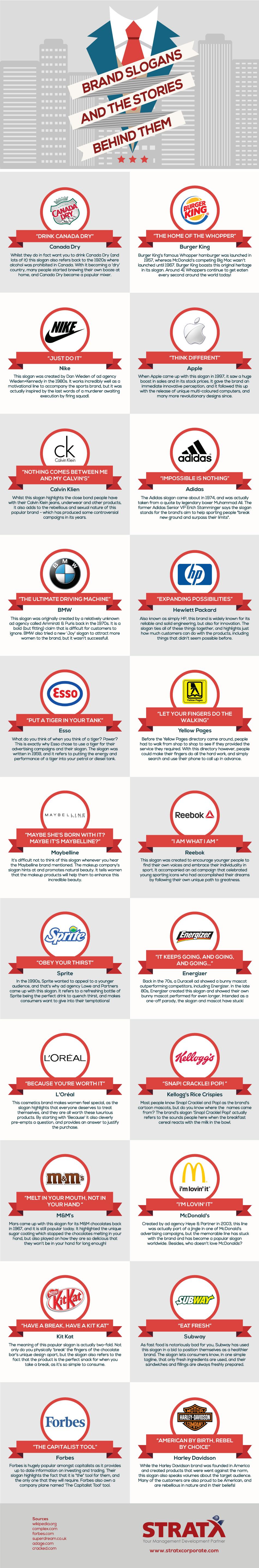 company slogans