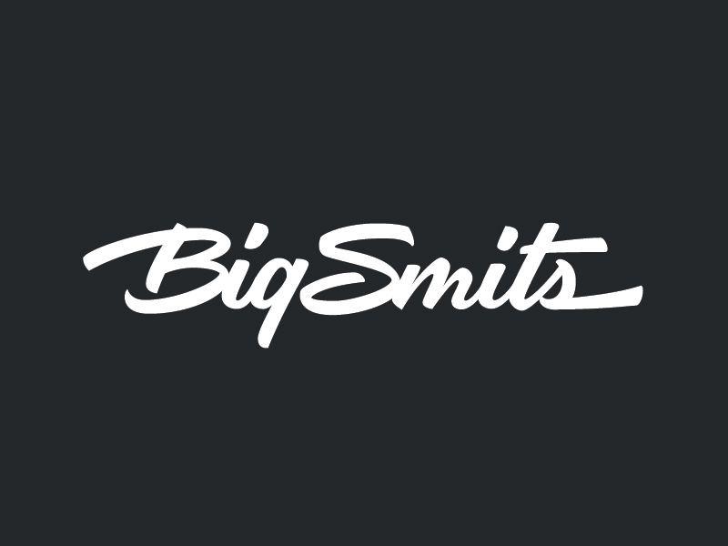 Big Smits Logotype