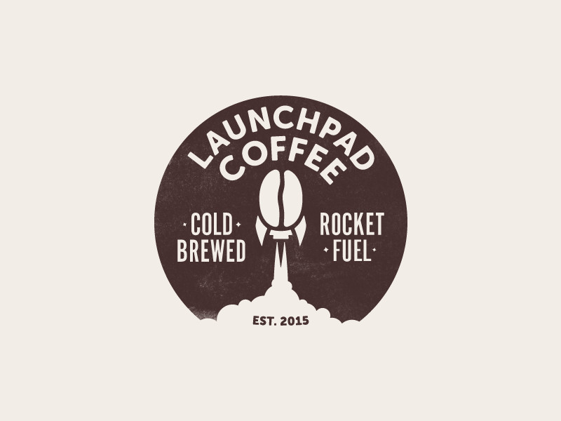 Launchpad Coffee Logo