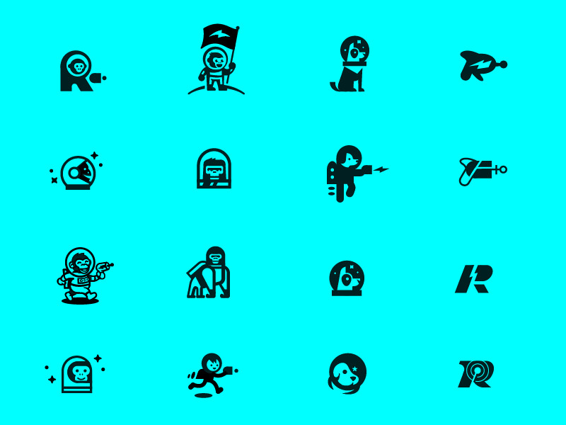 Space Logos