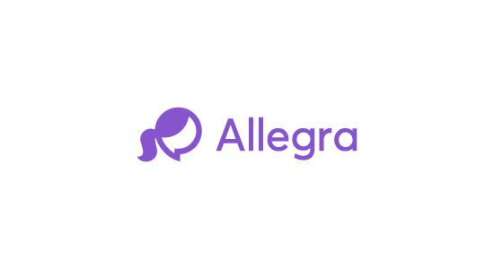 Allegra / women / chat bubble by DEividas Bielskis