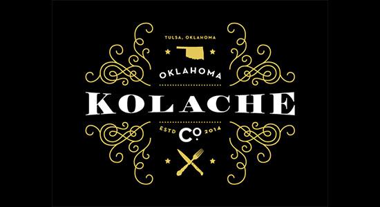 Oklahoma Kolache Co. Logo