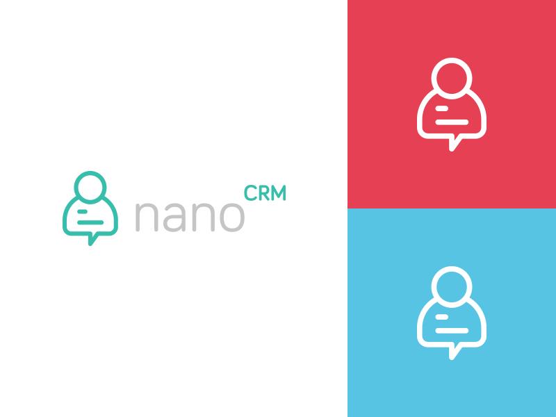 nano CRM Logo