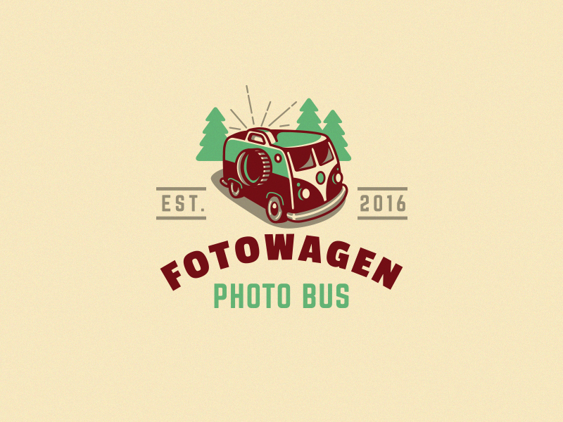 FotoWagen Logo
