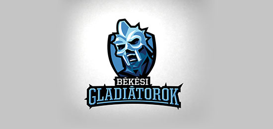 Békési Gladiátorok logo