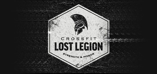 CrossFit Lost Legion logo