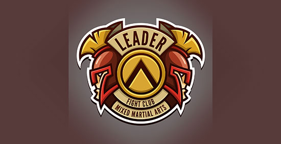 Leader MMA club logo
