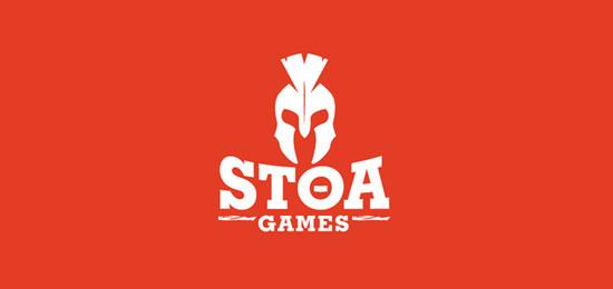 STOA Games logo
