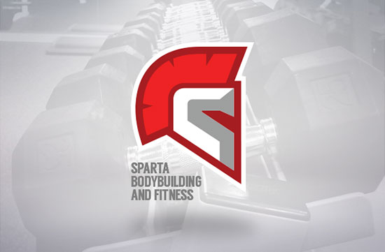 Sparta Bodybuilding and Fitness logo