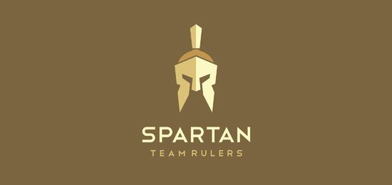 Spartan Team Rulers logo