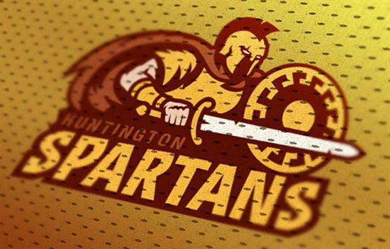 Spartans logo