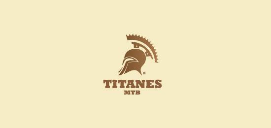 TITANS MTB logo