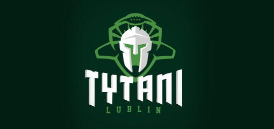 Tytani Lublin logo