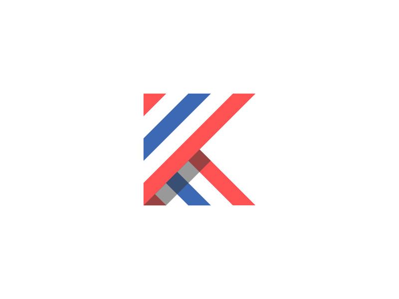 Monograma personal de Kemal Sanli -  Identidades de marca personal de Diseñadores Creativos