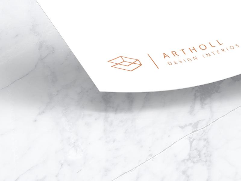 Artholl - branding by Yana Klochihina