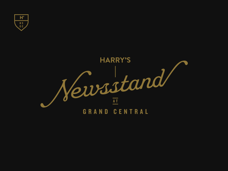 Harrys Newsstand by Brandon Nickerson
