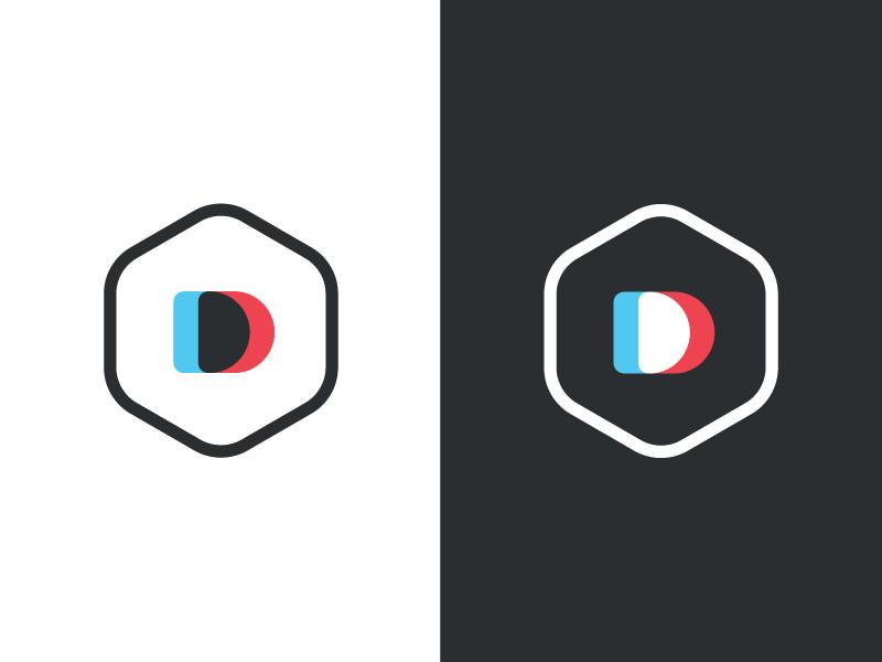 Identidades de marca personal de Diseñadores Creativos - Troy Brennan Nueva identidad Double Dip
