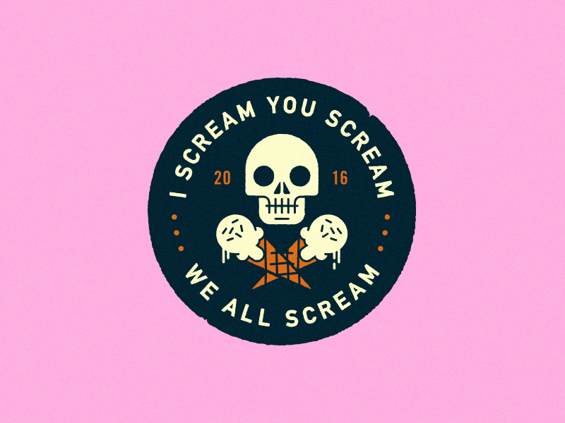 I Scream You Scream by Steve Wolf