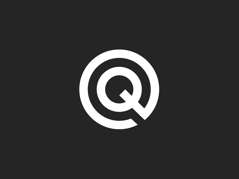Q Logo by Matthew Wiard