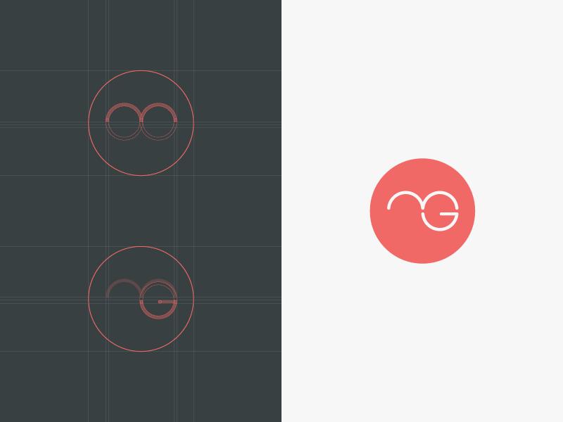 Identidades de marca personal de Diseñadores Creativos - Logotipo personal de Mike Garz