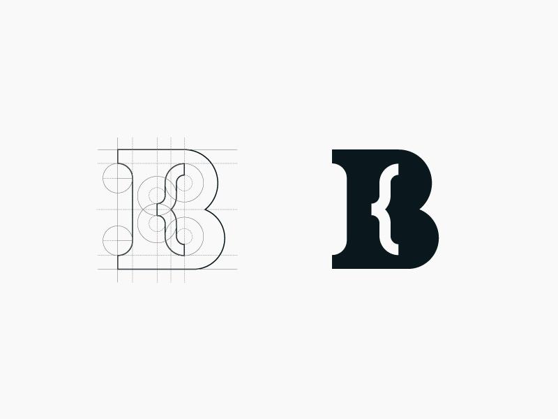 Identidades de marca personal de Diseñadores Creativos - Marca personal de Bardh Kryeziu