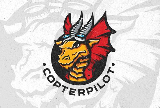 Copterpilot by Logo machine