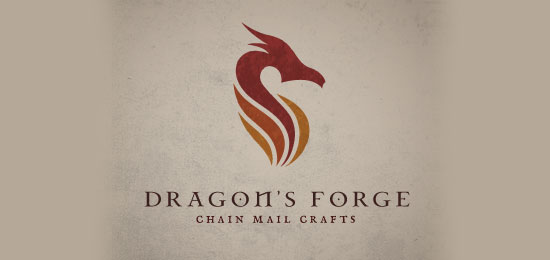 Dragon's Forge by mfdesign