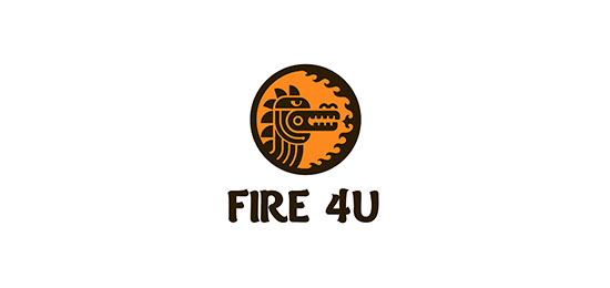 FIRE 4U by Logoflow