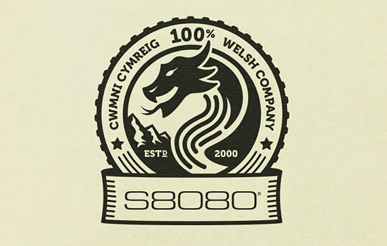 S8080 Badge by S8080