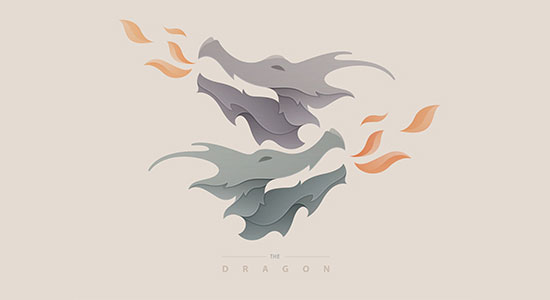 The Dragon by Yoga Perdana