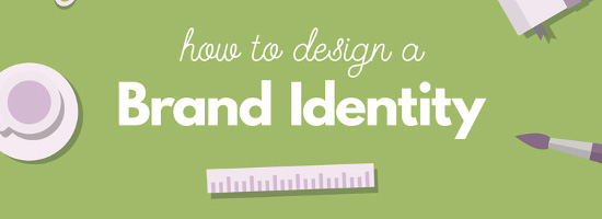 how to design brand identity cover