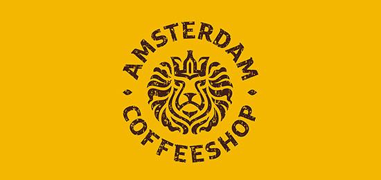 Coffeeshop de Amsterdam por Bolshakova Tatyana