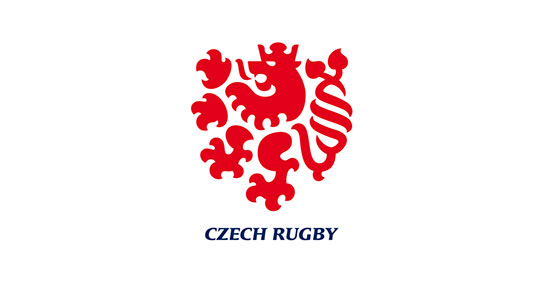 Czech Rugby Logo by Lumir Kajnar
