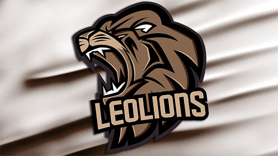 LeoLions Logo by Ismail Hussain