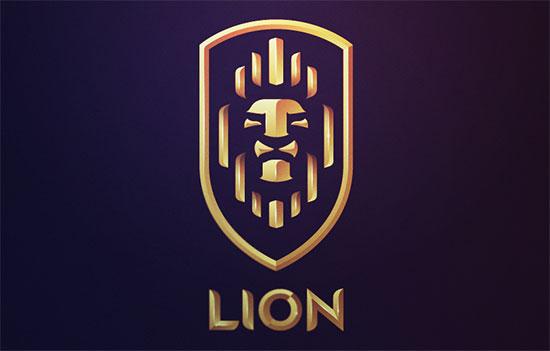 Lion Crest by Fraser Davidson