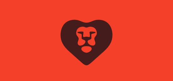 Mejores logotipos de Leones - New Lion por Type08 (Alen Pavlovic)