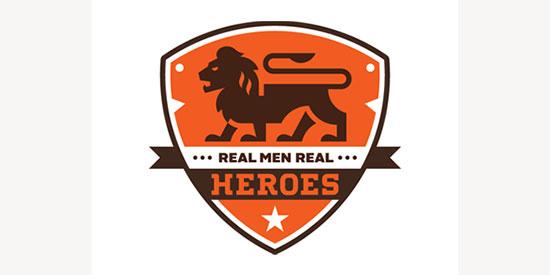 Real Men Real Heroes de Ty Wilkins
